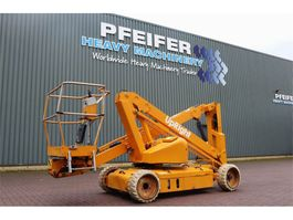 articulated boom lift wheeled Upright AB38 Electric, 13.5m Working Height, Non Marking T 2004