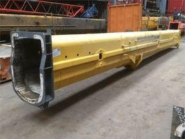 other equipment part Grove GMK 3055 base section