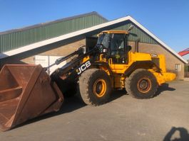 wheel loader JCB 456 EHT 2011
