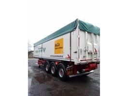 tipper semi trailer Stas Sluiskieper met Rondaan sluis. Ook te huur 2017