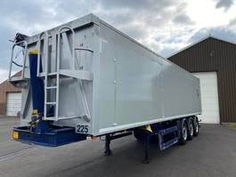 tipper semi trailer Benalu OPTILINER 106 58 M3 2014