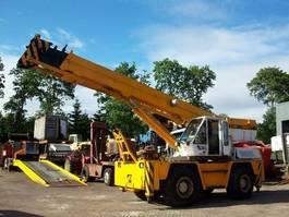 all terrain cranes Case Drott 1800CC 1980