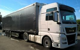 cab over engine MAN TGX 18.440 XXL Euro 6