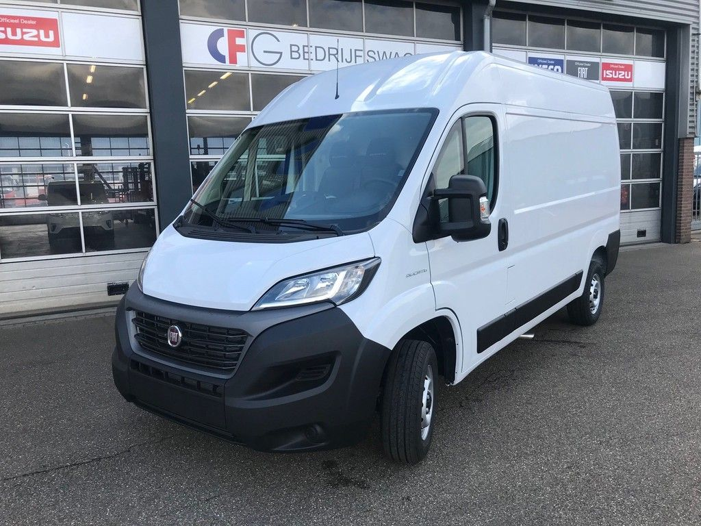 Fiat Ducato 35 Luxury Pack L2h2 Wit 2 3 120 Euro 6 Closed Lcv Trucksnl