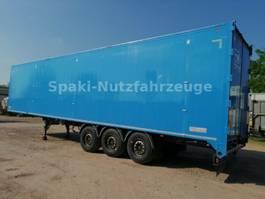 walking floor semi trailer Legras Schubboden + Neue Michelin Reifen *TOP CONDITION