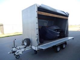 tilt car trailer Stockx A2702 - Tandemas Aanhangwagen - Huifzeil - 35-WV-HX 2008
