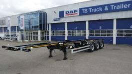 container chassis semi trailer Kässbohrer SHG.AH / 45 - 12 / 27 2020