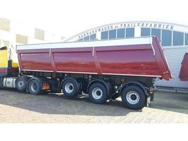 tipper semi trailer GS Meppel OB-170-3000K 2020