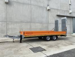 lowloader semi trailer Möslein TTS 13 Schwebheim  13 t Tandemtieflader, Breite Rampen-- Neuwertig -- 2018