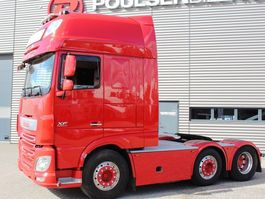 cab over engine DAF XF510 2015