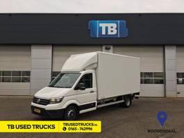 closed box lcv < 7.5 t Volkswagen bakwagen Crafter dubbellucht 2018 2018