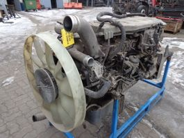 Engine truck part MAN from fully working truck !!! ЬФТ 2011