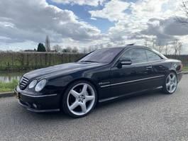samochód typu coupé Mercedes Benz CL 55 AMG Coupe /ABC/ kanteldak / leder/MARGE  APK nieuw CL55 AMG coupe 2000