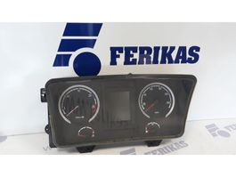 Dashboard truck part Scania instrument cluster 2011