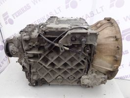 Gearbox truck part ZF complete gearbox AT2512C good condition 2008