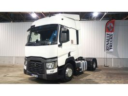 cab over engine Renault T 460 VOITH RENAULT TRUCKS FRANCE 2015
