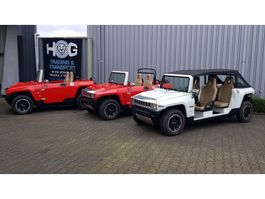 golfové vozítko Hummer 3 x HUMMER HST mini ROADLEGAL !! 2018