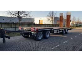 lowloader trailer ALPSAN T38 2019