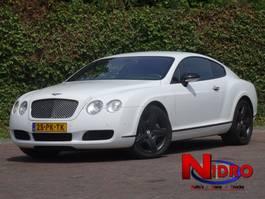 hatchback car Bentley Continental GT YOUNGTIMER *ORIGINEEL NEDERLANSE AUTO* 2004