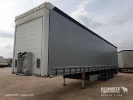 sliding curtain semi trailer Schmitz Cargobull Curtainsider Standard 2018
