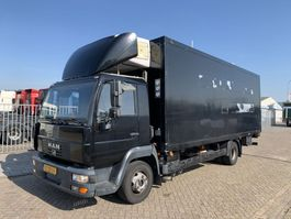 refrigerated truck MAN L2000 Euro 3 Refrigerated 2003