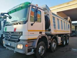 tipper truck > 7.5 t Mercedes Benz mercedes benz 4146 2009