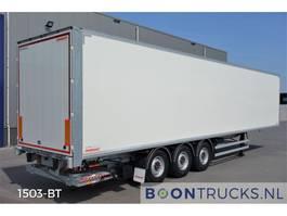 closed box semi trailer Fruehauf EXPRESSLINER | NEW * HARDWOOD FLOOR * 2000 KG TAIL LIFT 2020