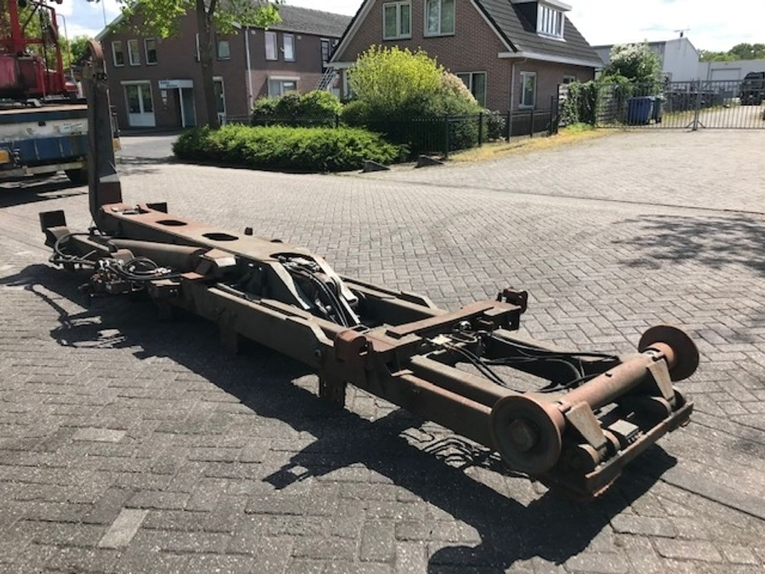 Container system truck part Diversen Diverse KNIKARM CONTAINER SYSTEEM 2001