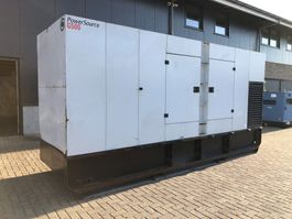 generator Cummins QSX15-G8 Doosan Leroy Somer 500 kVA Supersilent Rental Generatorset 2008