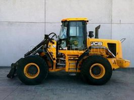 wheel loader JCB 436HT 2010