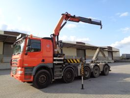 container truck DAF CF85-410 2007