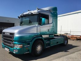 cab over engine Scania T144-530 retarder - hydrauliek - V8 !!!!