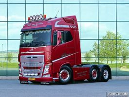 cab over engine Volvo FH 460 DUAL CLUTCH  EURO 6  FULL AIR  TOP CONDITION  HOLLAND TRUCK 2015