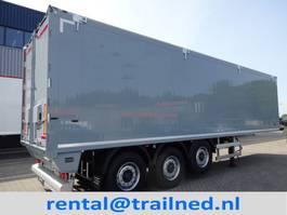 walking floor semi trailer Knapen Trailers K200 - 70m3 Agrar 6 mm floor 2020