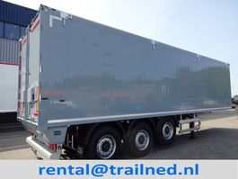 walking floor semi trailer Knapen Trailers K200 - 70m3 Agrar 6 mm floor 2021