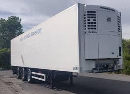 refrigerated semi trailer Renders X-STEERING - 3 BPW ASSEN - THERMOKING SL200e DIESEL - 39T - 2008 2008