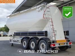 feed semi trailer Feldbinder EUT 37.3 37m3 / 1 / 2014
