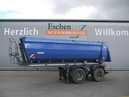 tipper semi trailer Kempf SKM 31, 23m³, Hardox, Stahlmulde, BPW, Luft/Lift 2013