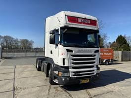 cab over engine Scania R 440 euro 6 adblue PTO retarder 3 pedals 2013
