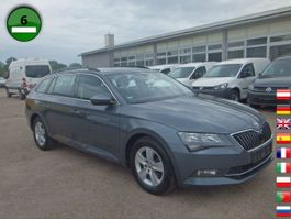 Kombinationskraftwagen Škoda Superb Combi 1.6 TDI Ambition KLIMA NAVI 2016