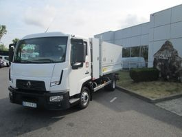 chassis cab truck Renault D cab 2M QUALITE RENAULT TRUCKS FRANCE 2015