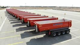 tipper semi trailer Lider Box type tipper semi trailer 2021