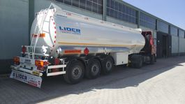 tank semi trailer semi trailer Lider fuel tanker semi trailer 2020