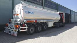 Tankauflieger Lider fuel tanker semi trailer 2021