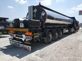 Tankauflieger Lider Asphalt tanker semi trailer 2021