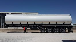 Tankauflieger Lider 45.000 L capacity tanker semi trailer 2021