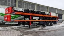 Plattform Auflieger Lider flatbed semi trailer 2020