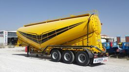 Tankauflieger Lider Bulk cement tankers 2021