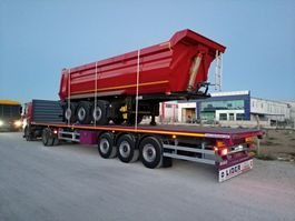 flatbed semi trailer Lider Flatbed 2020