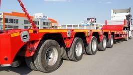 lowloader semi trailer Lider Low-loader semi trailer 2020